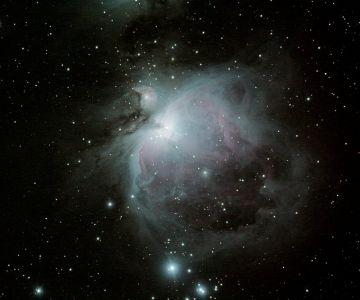 """<a href=""""http://saplimoges.fr/limage-du-mois-de-mars-2011-la-grande-nebuleuse-dorion/""""><b>M42 / NGC 1976 / La nébuleuse d'Orion (©2011 Daniel Debord et Jean Pierre Debet, saplimoges)</b></a>"""