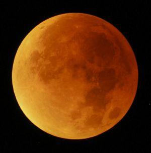 Éclipse totale de Lune 28 octobre 2015 (© 2015 Michel Tharaud, saplimoges)