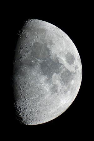 Géographie lunaire(© 2011 Denis Lefranc, saplimoges)