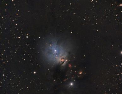 """<a href=""""http://saplimoges.fr/limage-du-mois-de-janvier-2017-ngc-1333/""""><b>La nébuleuse par réflexion : NGC1333 (©2017 Jean Pierre Debet, saplimoges)  </b></a>"""