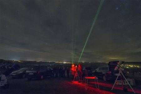 Soirée d'initiation à l'astronomie - 7 novembre 2015 (© 2015 Denis Lefranc, saplimoges)