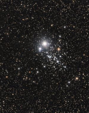 NGC 457, l'amas de la Chouettte (©2015 Jean-Pierre Debet, saplimoges)