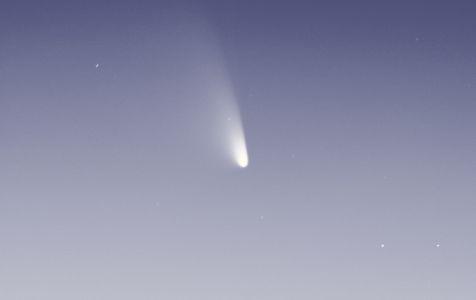 Comète C/2011 L4 Panstarrs (© 2013 Christophe Mercier, Saplimoges)
