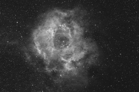 NGC 2237 / Nébuleuse de la Rosette (© 2012 Christophe Mercier, saplimoges)