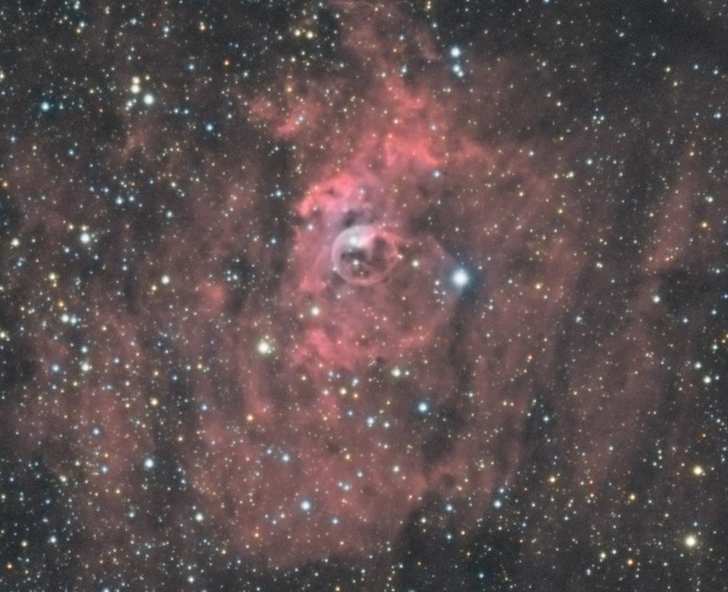 5 NGC 7635 découpée