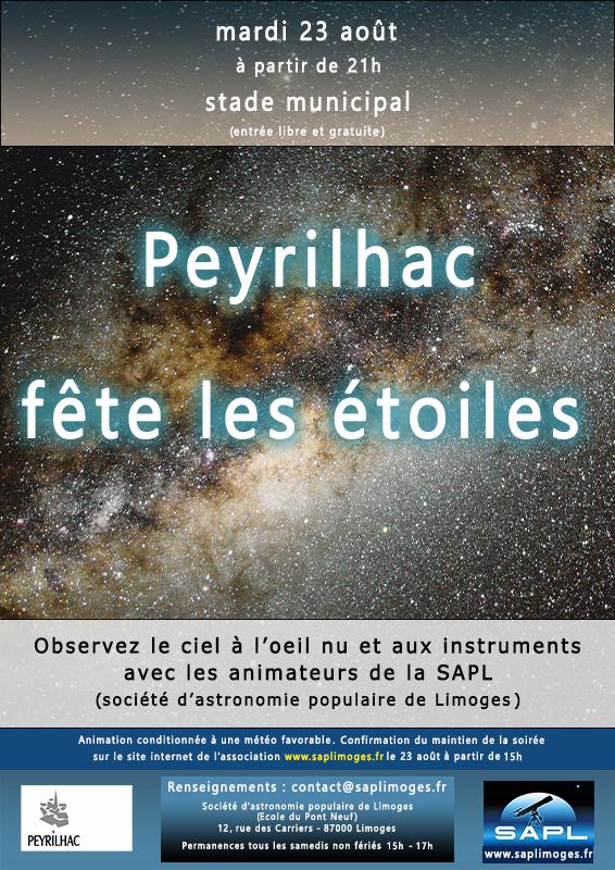Affiche Peyrilhac