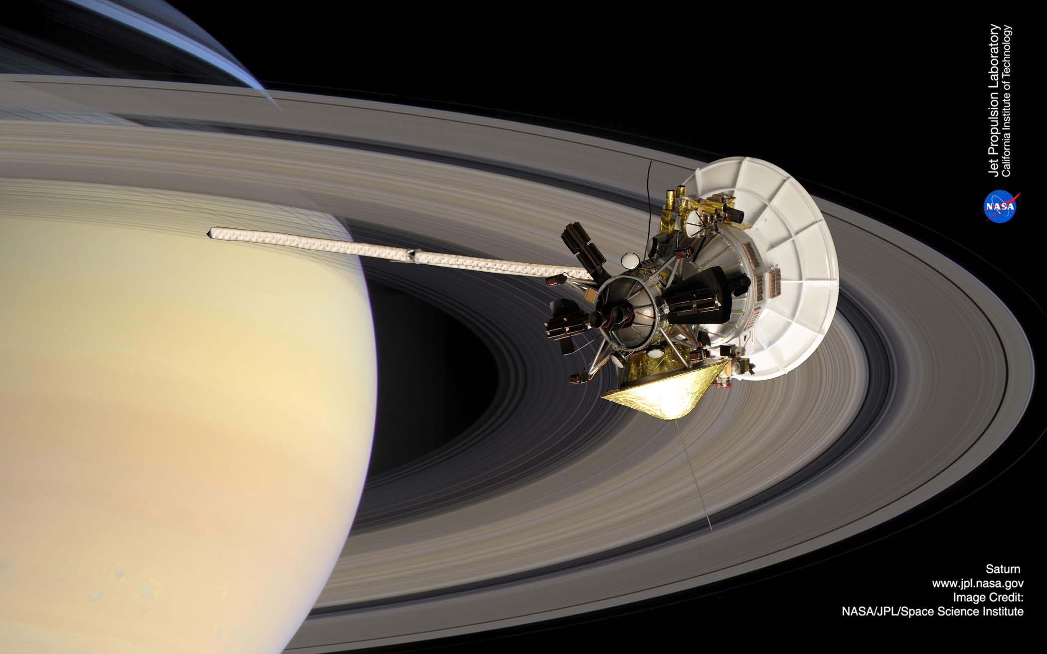 Image Titan NASA