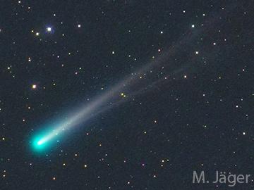 Comète Ison @ Michael Jäger
