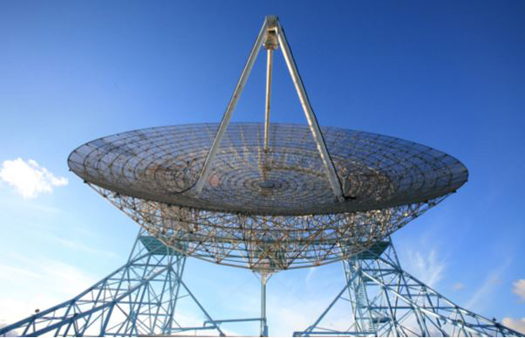 antenne radiotélescope